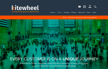 Kitewheel's PR + Design Campaign